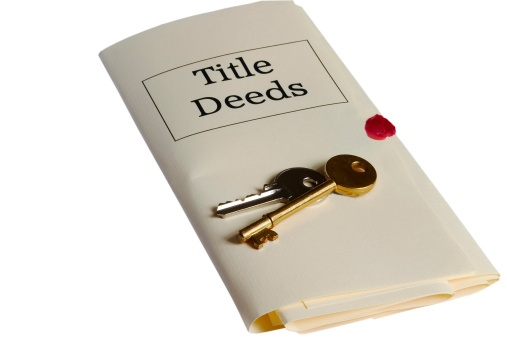 real estate title deeds