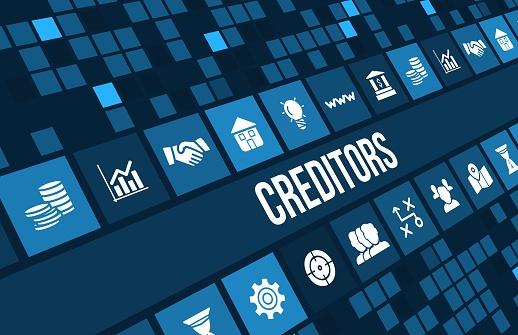creditors graphic