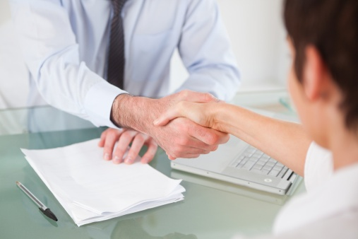 bankruptcy attorney and client