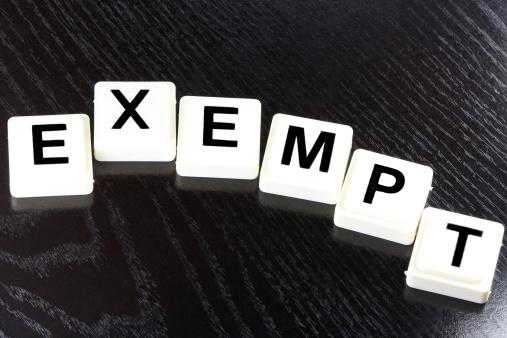 tiles_spelling_the_word_exempt
