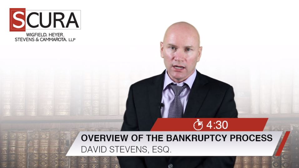 Thumbnail Image for Overivew of the Bankruptcy Process-David Stevens
